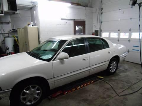 2001 Buick Park Avenue For Sale In Oregon Carsforsale