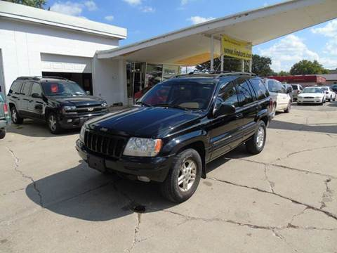 2000 Jeep Grand Cherokee for sale in Charles City, IA