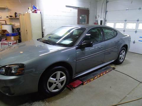 2008 Pontiac Grand Prix for sale in Charles City, IA
