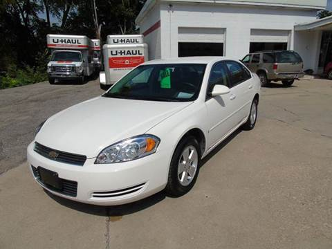 2006 Chevrolet Impala for sale in Charles City, IA
