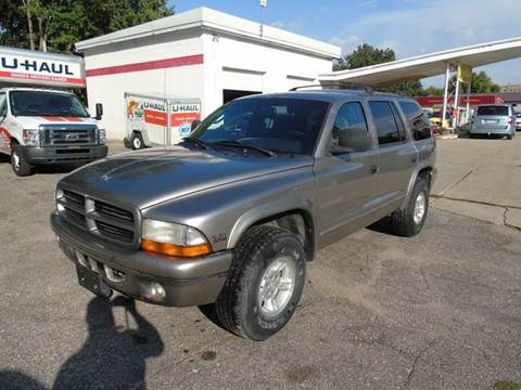 1999 Dodge Durango for sale in Charles City, IA