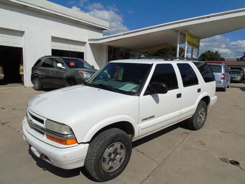 2004 Chevrolet Blazer for sale in Charles City, IA