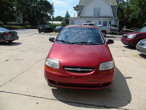 2008 Chevrolet Aveo for sale in Charles City, IA