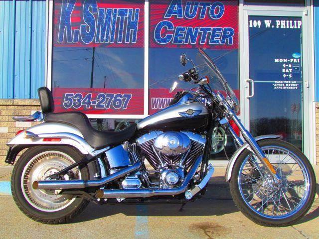 2003 Harley-Davidson FXSTDI