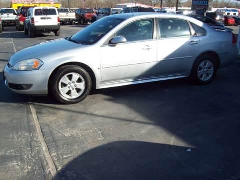 2010 Chevrolet Impala for sale in Pasadena, TX