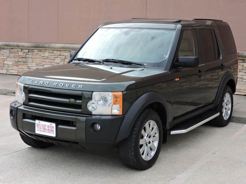 land rover lr3 for sale in texas. Black Bedroom Furniture Sets. Home Design Ideas