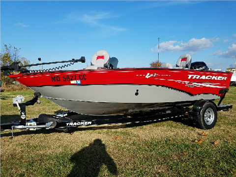 2014 Bass Tracker Pro Guide V175