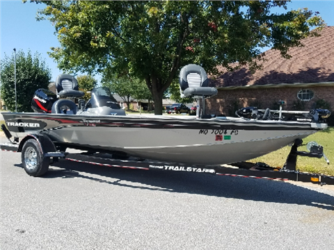 2005 Bass Tracker Tournament V18 for sale in Lowell, AR