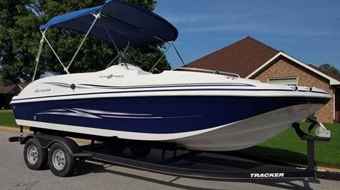 2013 Hurricane Sun Deck Sport 188 for sale in Lowell, AR