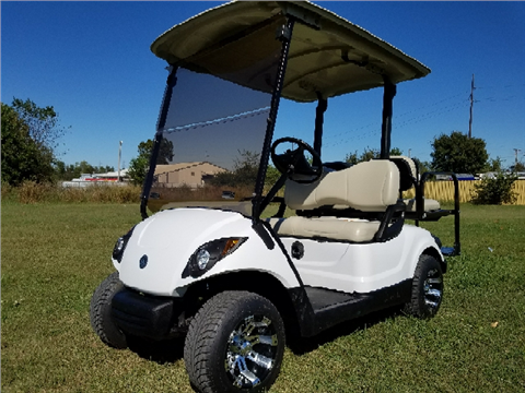 2012 Yamaha Electric golf cart for sale in Lowell, AR