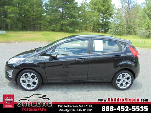 2012 Ford Fiesta for sale in Milledgeville, GA