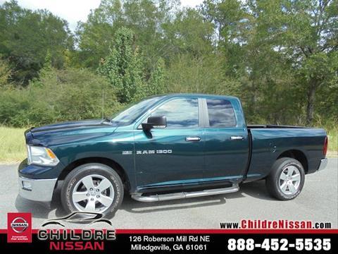 2011 RAM Ram Pickup 1500 for sale in Milledgeville, GA