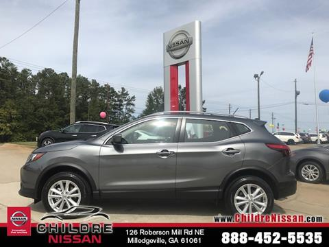 2017 Nissan Rogue Sport for sale in Milledgeville, GA