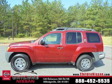 2007 Nissan Xterra for sale in Milledgeville, GA