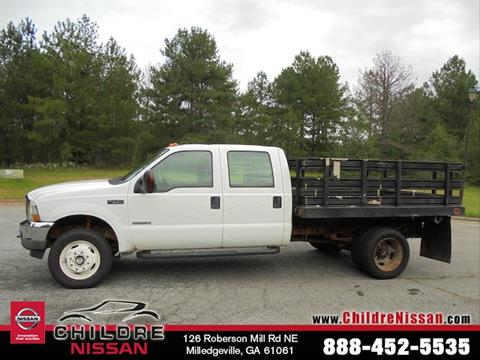 2004 Ford F-550 for sale in Milledgeville, GA