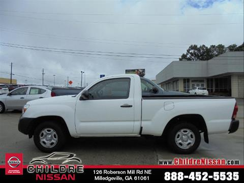 2013 Toyota Tacoma for sale in Milledgeville, GA