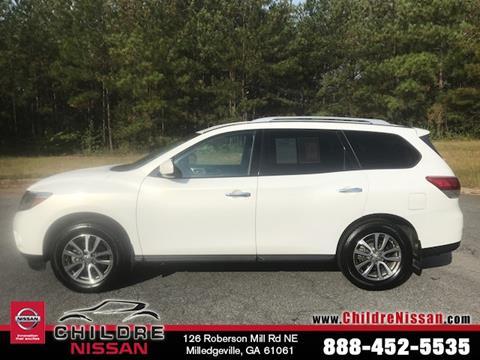 2013 Nissan Pathfinder for sale in Milledgeville, GA