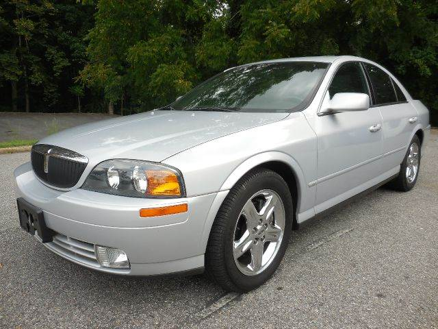 2001 Lincoln LS for sale in Elkin NC