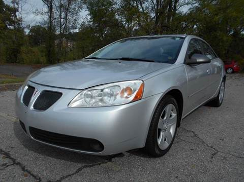 2009 Pontiac G6 for sale in Elkin, NC