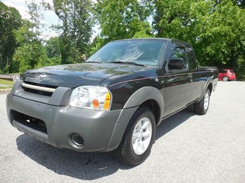 2001 Nissan Frontier for sale in Elkin, NC