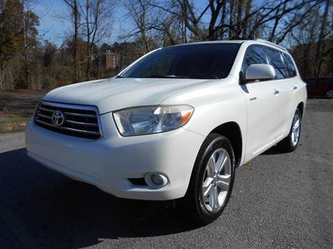 2008 Toyota Highlander for sale in Elkin, NC