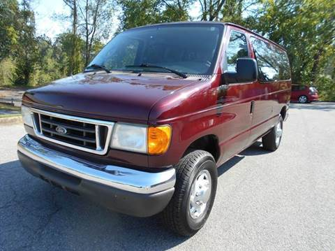 2007 Ford E-Series Wagon for sale in Elkin, NC