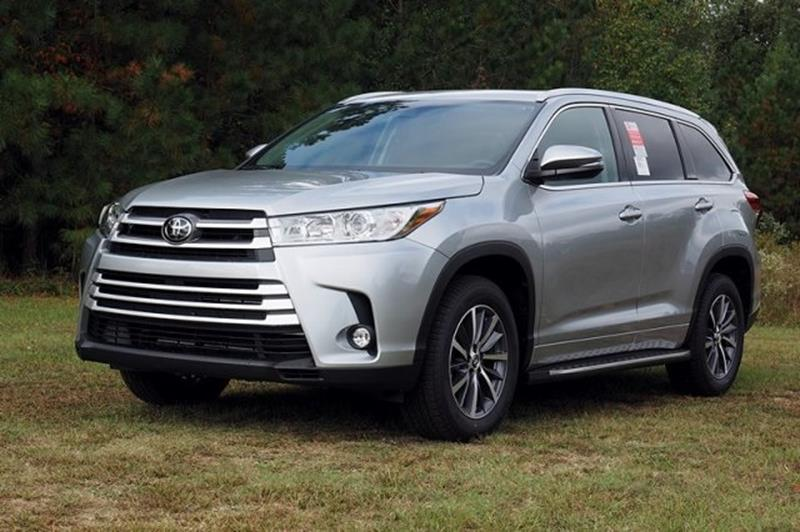2017 Toyota Highlander For Sale in Roanoke Rapids, NC - Carsforsale.com