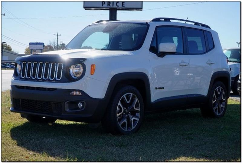 Jeep Renegade For Sale In Roanoke Rapids Nc