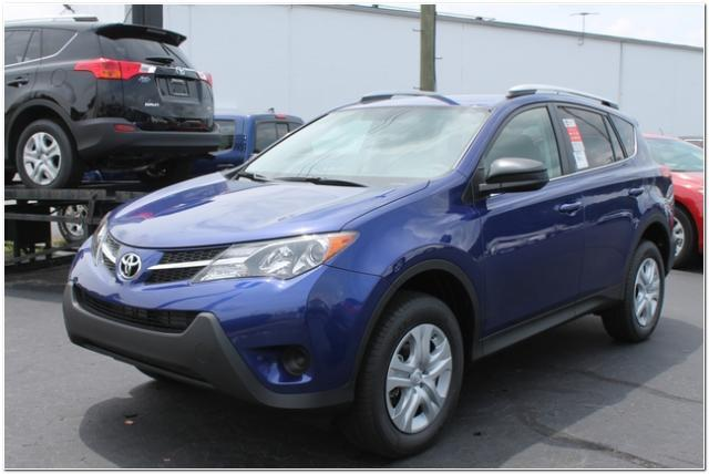 2014 Toyota RAV4 for sale in ROANOKE RAPIDS NC