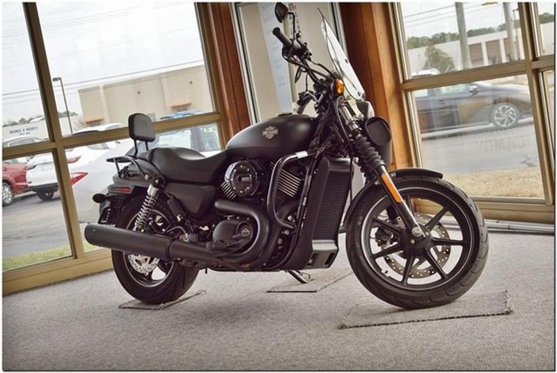 2015 Harley-Davidson n/a
