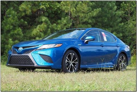 2018 Toyota Camry Hybrid for sale in Roanoke Rapids, NC
