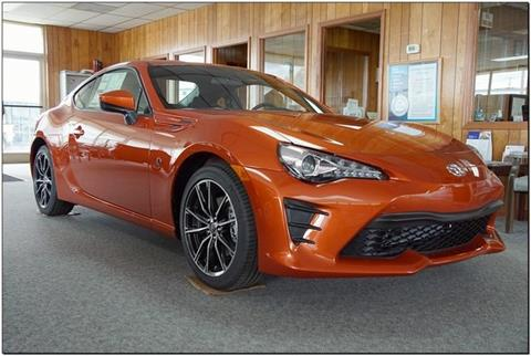 2017 Toyota 86 for sale in Roanoke Rapids, NC