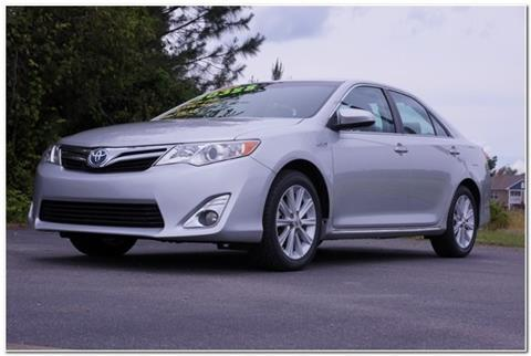 2013 Toyota Camry Hybrid for sale in Roanoke Rapids, NC