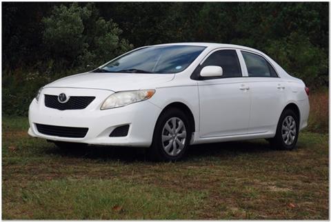 2009 Toyota Corolla for sale in Roanoke Rapids, NC