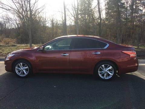 2013 Nissan Altima for sale in Chantilly, VA