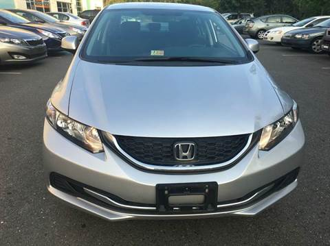 2013 Honda Civic for sale in Chantilly, VA