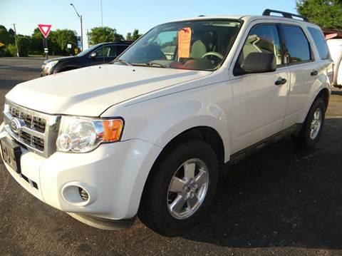2011 Ford Escape for sale in Burtrum, MN