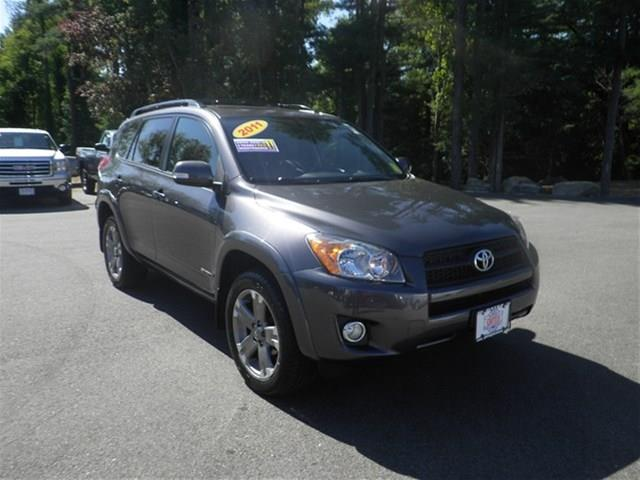 2011 Toyota RAV4 for sale in North Windham CT