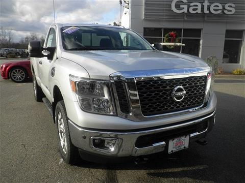 2017 Nissan Titan XD for sale in North Windham, CT