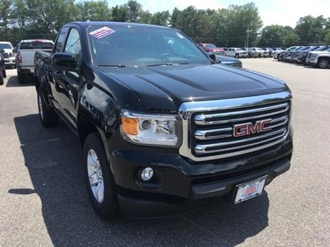 2017 GMC Canyon for sale in North Windham CT