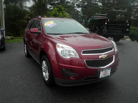 2011 Chevrolet Equinox for sale in North Windham CT