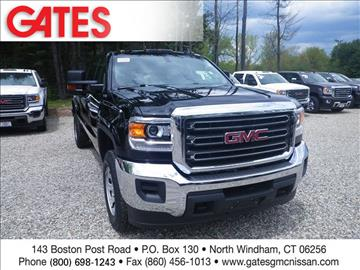 2016 GMC Sierra 3500HD for sale in North Windham, CT