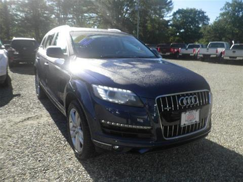 2014 Audi Q7 for sale in North Windham CT
