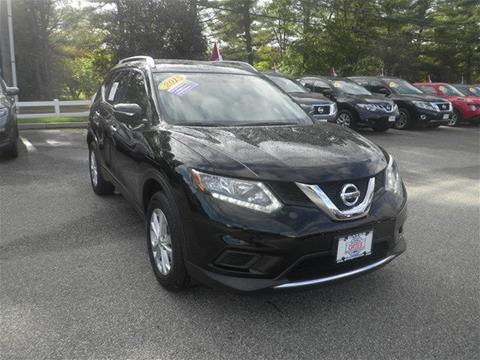 2015 Nissan Rogue for sale in North Windham CT