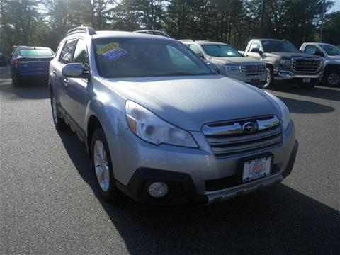 2014 Subaru Outback for sale in North Windham CT