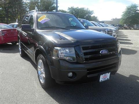 2010 Ford Expedition for sale in North Windham CT
