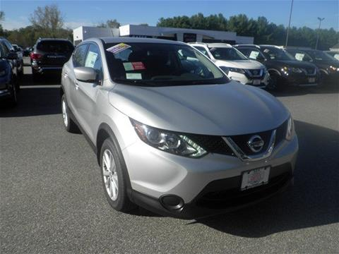 2017 Nissan Rogue Sport for sale in North Windham CT