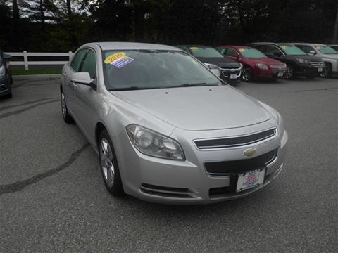 2010 Chevrolet Malibu for sale in North Windham, CT