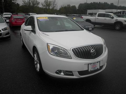 2014 Buick Verano for sale in North Windham CT