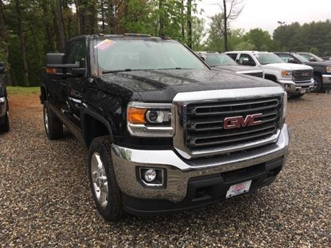 2017 GMC Sierra 2500HD for sale in North Windham, CT